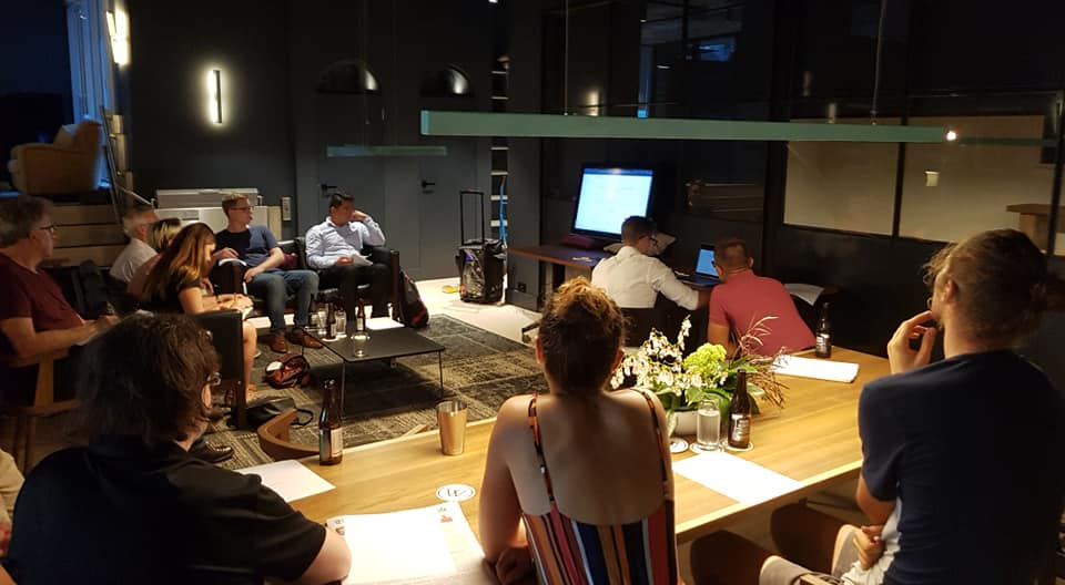 Meetup 6: Live web User Testing